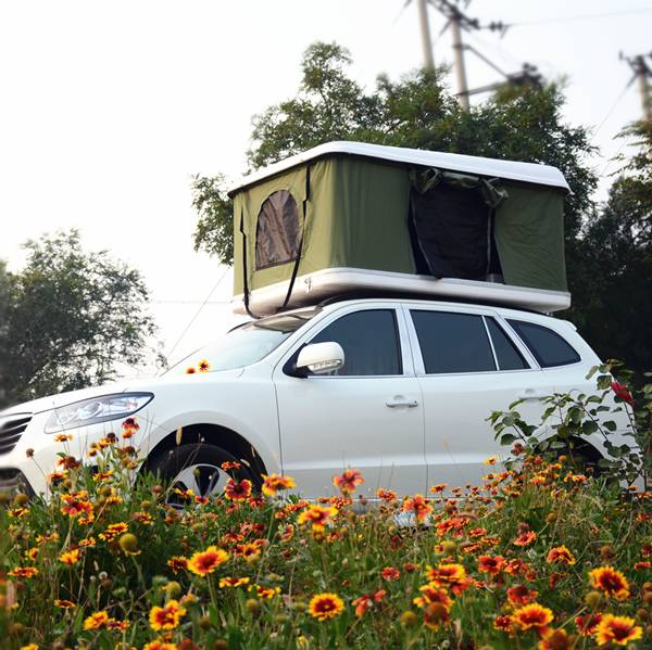 Hard Shell Car Roof Top Tent for Outdoor