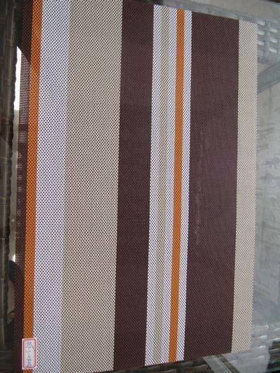 pvc coating bed mat / chair mat