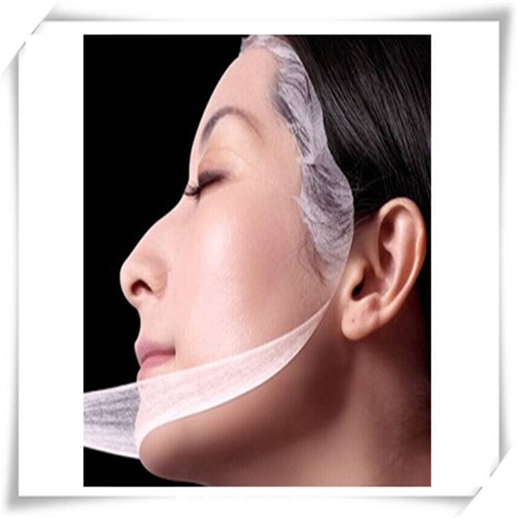 invisible face mask sheet for DIY skin care