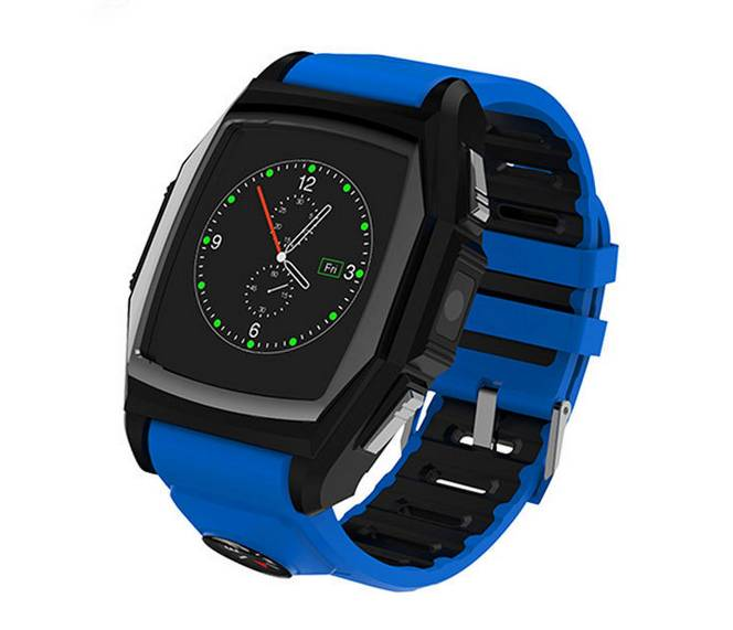Heart Rate Monitor Calorie Counter Smart Watch
