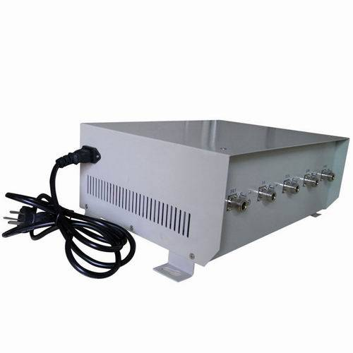 75W High Power Cell Phone Jammer for 4G Wimax with Omni- directional Antenna