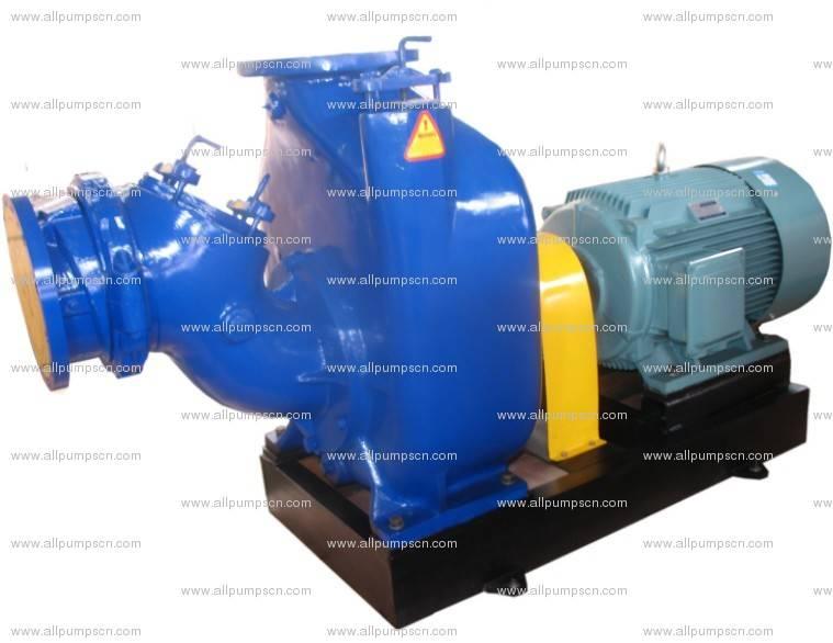 P Seriesf-priming Non-clogging Centrifugal Sewage Pump Sel