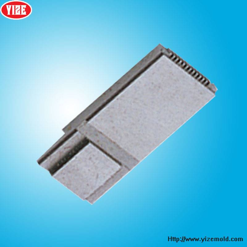 Tool and die maker plastic mould for electronic part