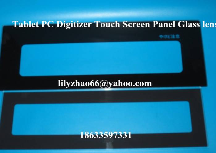 Tablet PC Digitizer Touch Screen Panel Glass lens