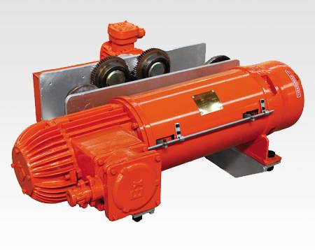Best Quality Anti-explosion Electric Wire Rope Hoist