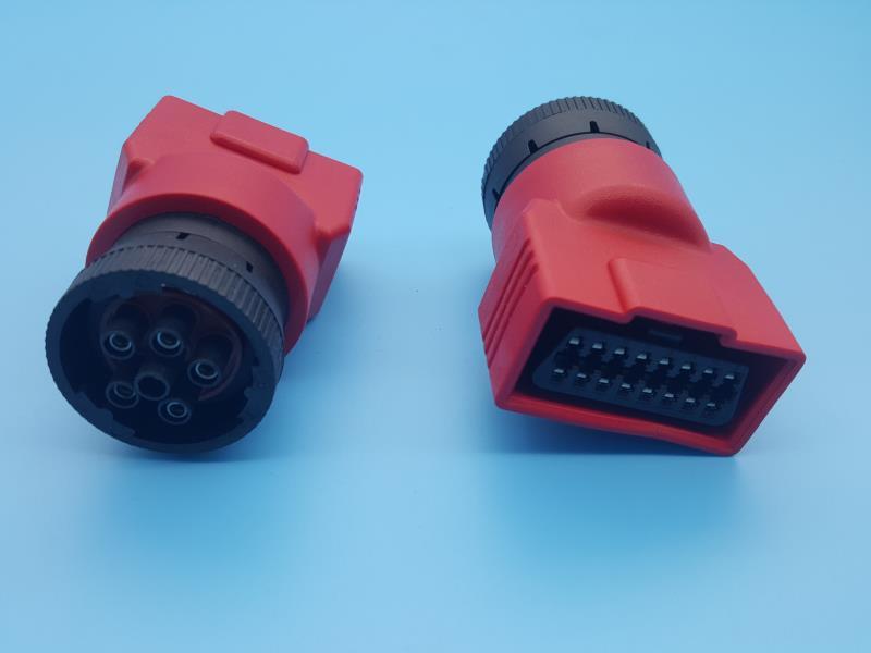 Car Diagnostic Adapter J1708 to OBD2 Adapter