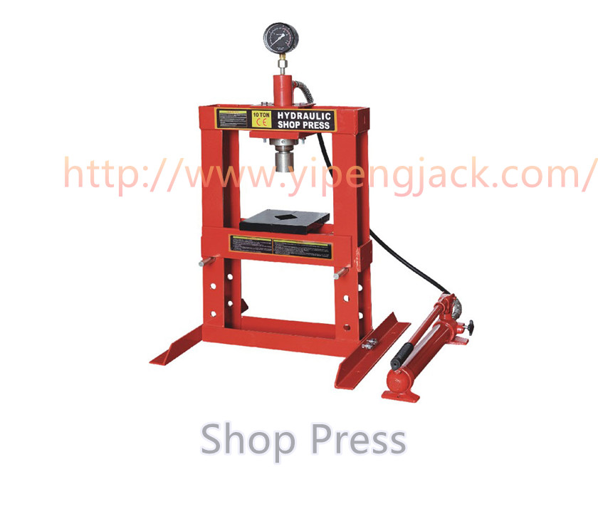 Shop Press10T/ 12T/30T/40T/50T