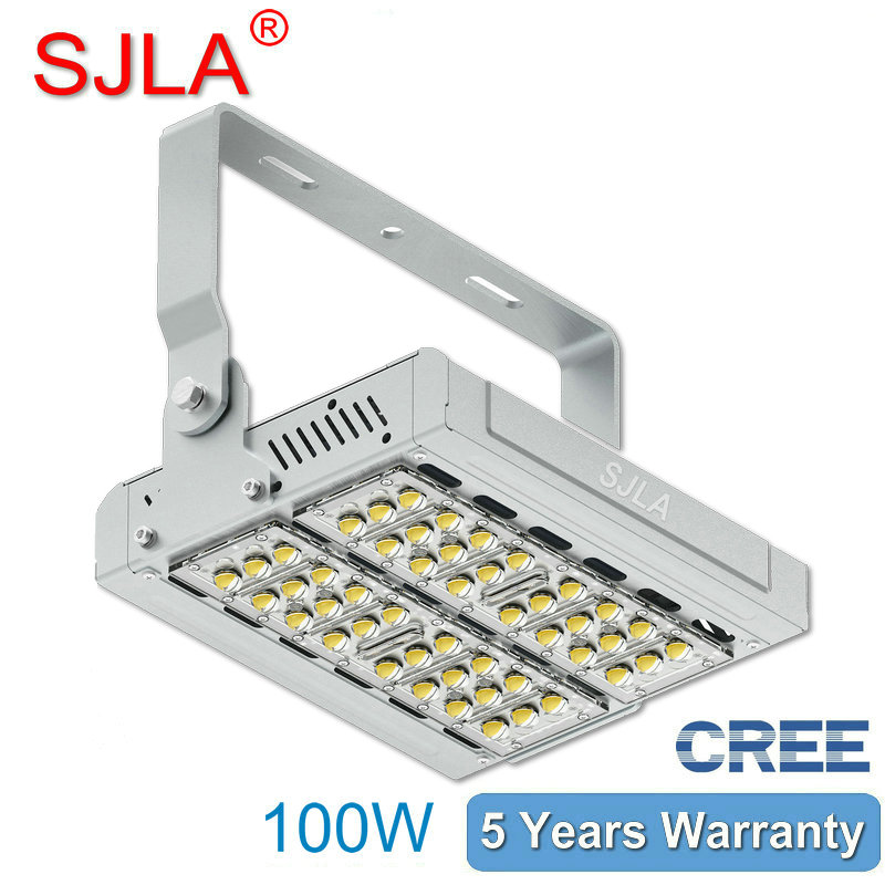 Super brightness led Outdoor Light 100W Led Flood Light Tunnel light Projector lamp 5 years warranty