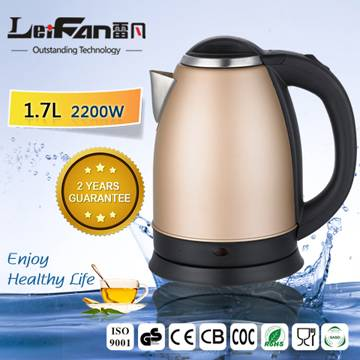 drum fast heating tea maker electric kettle