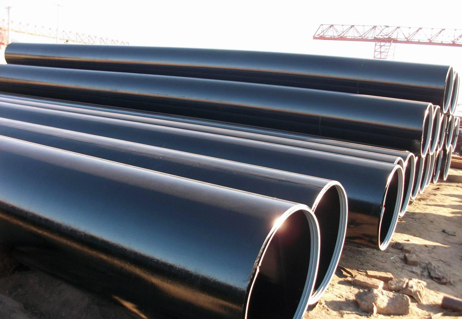 Steel pipe - LSAW carbon steel pipe ,Mild steel