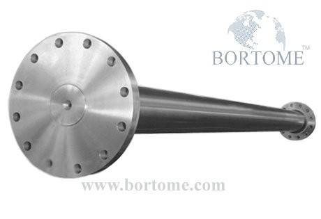 Marine Middle Shaft of Open Die Forgings (Max. Length: 28m)
