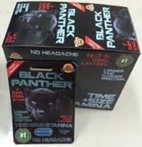 black panther 24 pills 30 pills
