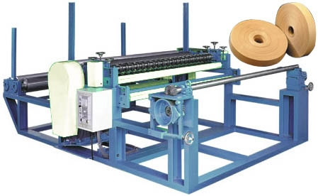 Kraft Paper Roll Slitting And Rewinding Machine (DH-NPJ)