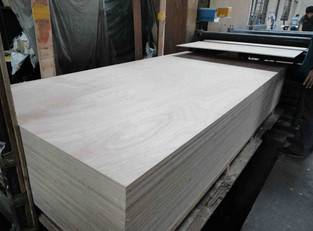 Poplar Main Material and Indoor, furniture Usage plywood