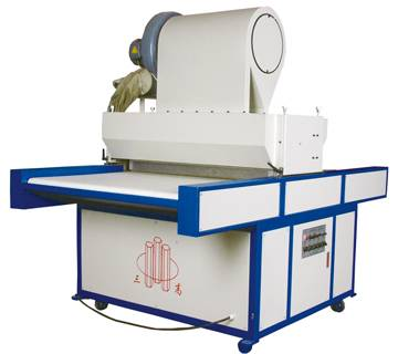 Professional Glitter Powder Coationg Machine
