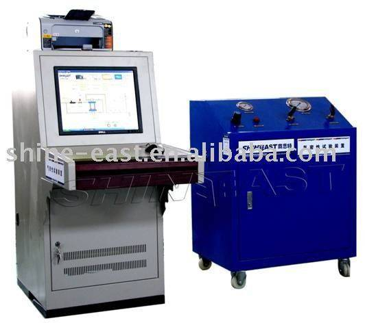IPC Control Mode Gas Leak Test Machine
