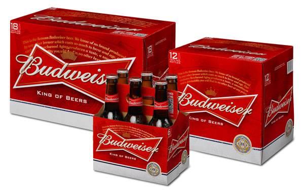 Budweiser  beers