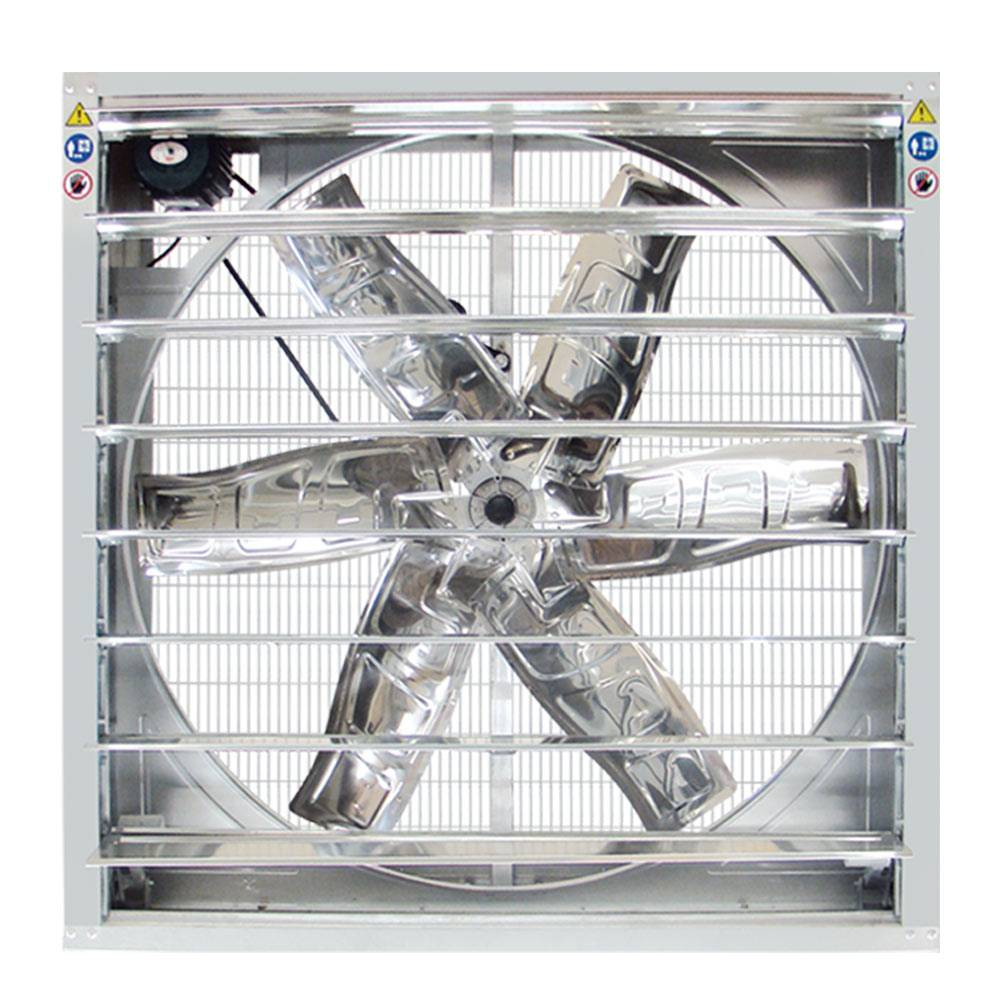 Poultry/greenhouse exhaust fan/ventilator/fan blower with CE