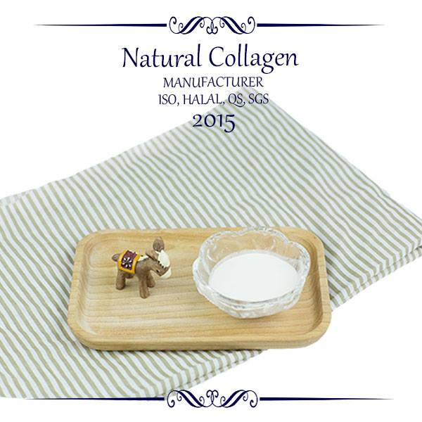 Low MW collagen peptide for young-looking