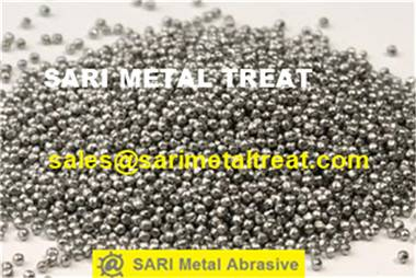 stainless steel shot cut wire shot for shot blasting