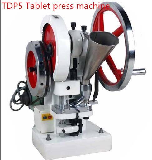 TDP-5  Manual type Tablet press machine /Pill maker /pill press machine