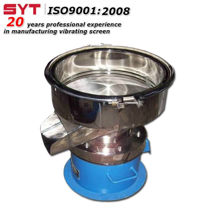 Vibratory Filter Sieve machine