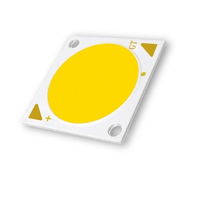 Commercial Lighting Led Light Source 50w Ra80 1212 Cob Chip 2828mm