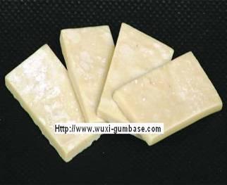 gum base (Sheet form)