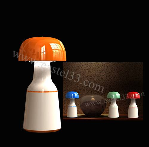 T212 mini table lamp with rechargeable usb