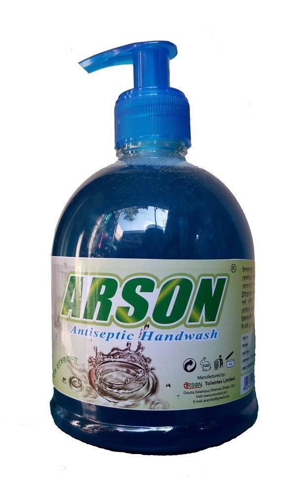Arson Hand Wash