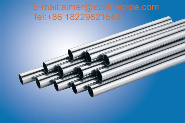 Stainless Steel Architectural Tubing