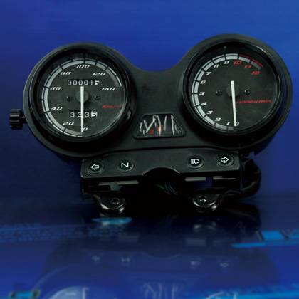 SPEEDOMETER-GENUINE MOTORCYCLE SPARE PARTS