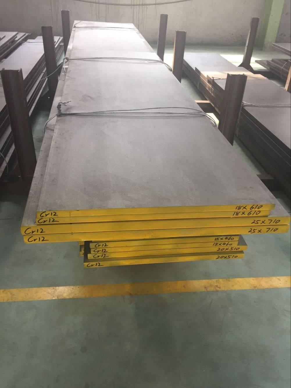 Tool Steel 1.2080 K100 D3 Hardened Steel