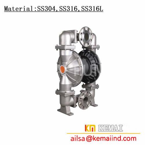 4 Inch Air Operated Diaphragm Pump