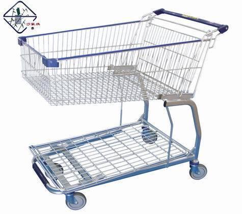 shopping cart/shopping trolley