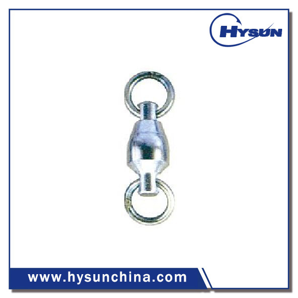 Ball Bearing Swivel With Two Solid Rings