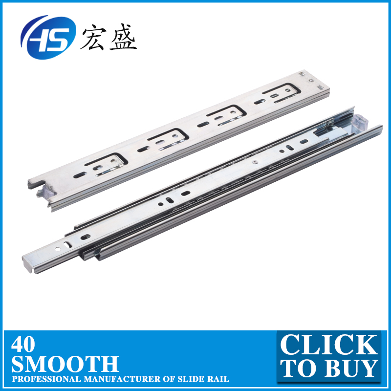 Factory supply ball bearing drawer slide