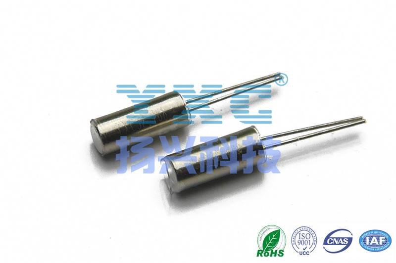 32.768KHZ 3*8mm 12.5PF -10PPM DIP Quartz Crystal Resonator 2P 32.768 khz 32.768 K 3080 3.0*8.0mm for