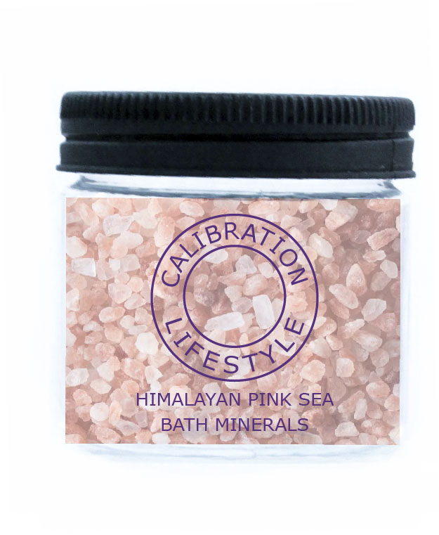 HIMALAYAN PINK SEA BATH MINERALS