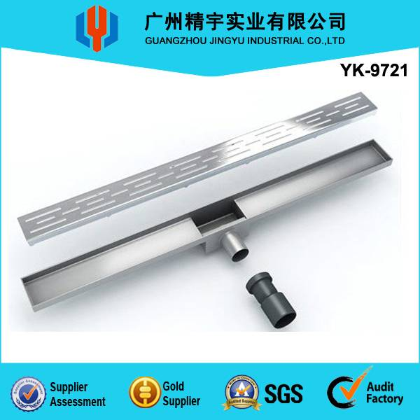 Stainless steel shower drain cast iron floor drain
