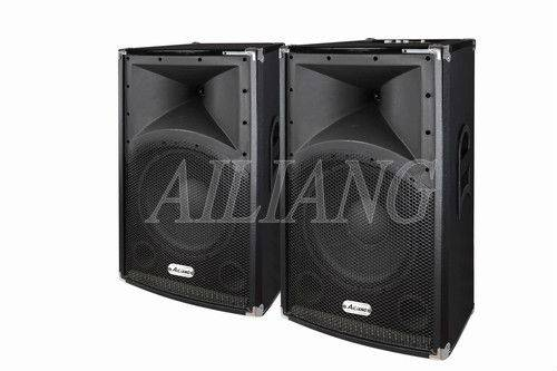 2.0 professional speaker Ailiang-USBFM-1216A