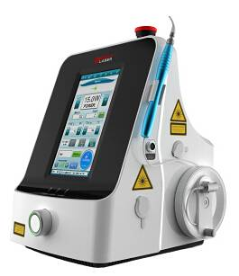 Gbox 1064nm Portable Laser System for Podiatry Care