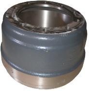 FUWA Brake Drum 3602R1