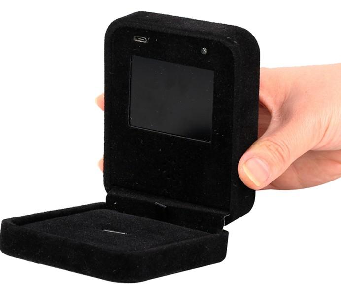 Customized video gift box/music box