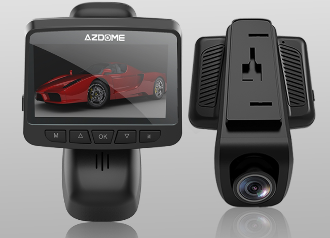 AZDOME A307 dash cam with wifi