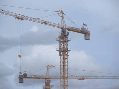 Topkit Tower Crane TC6024 max load 10t-nicole@towercranetc.com