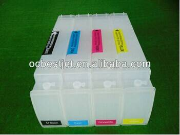 for Refillable ink cartridge for HP Designjet Z6100