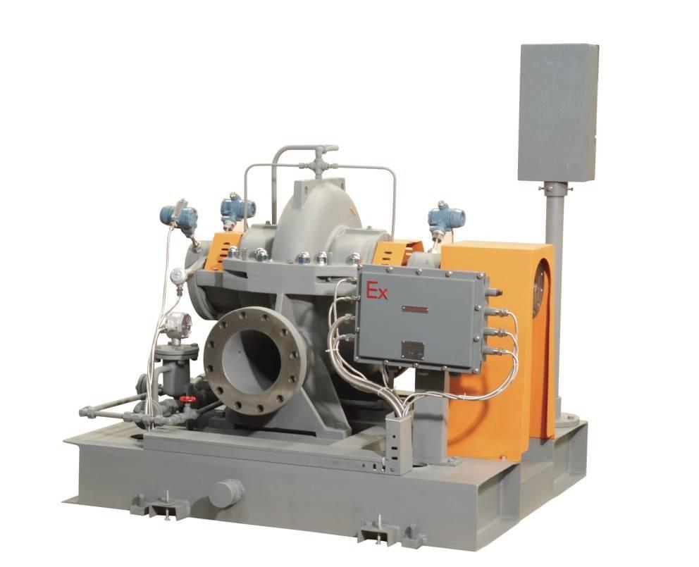 API 610 oil pump
