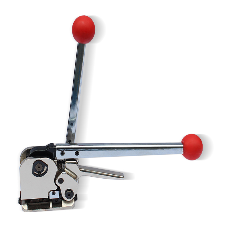 Manual packing tools steel strapping tensioner