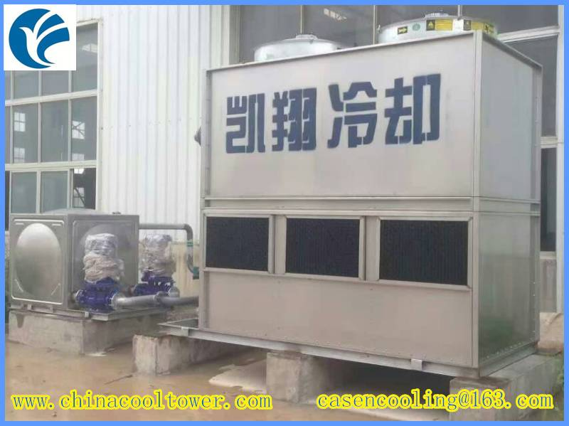 Industrial KCN-250R Closed Cooling Tower for Sale
